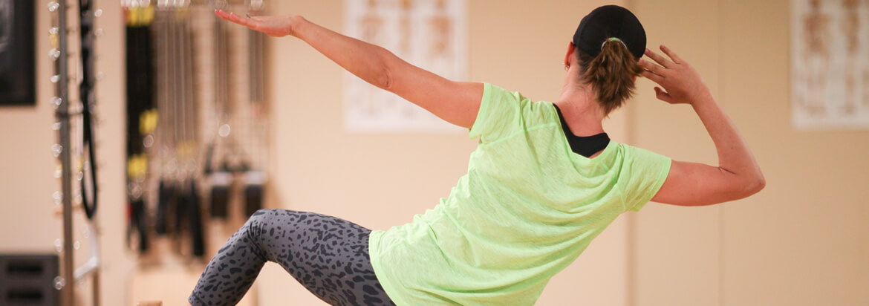 Pilates Private Training | George Erb Fitness Center
